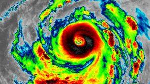 'ซูเปอร์ไต้ฝุ่นฮากิบิส' ถล่มเกาะกวมของสหรัฐฯ