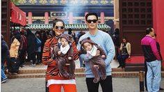 ตรุษจีนนี้ เที่ยวฮ่องกง ตามรอยคุณแม่ลูกแฝด ชมพู่ อารยา