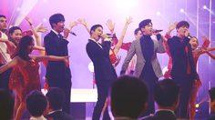 ไมค์ พิรัชต์ ประชันซุปตาร์จีน-เกาหลี ออกรายการทีวีแดนมังกร!