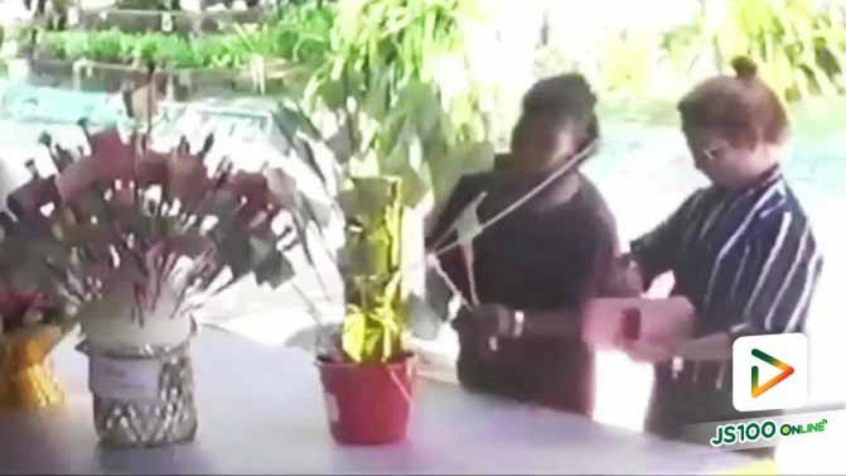 2 โจรสาวใจบาป ฉกเงินทอดผ้าป่าการศึกษาที่วัดเขาตะเครา จ.เพชรบุรี กว่า 9,000 บาท