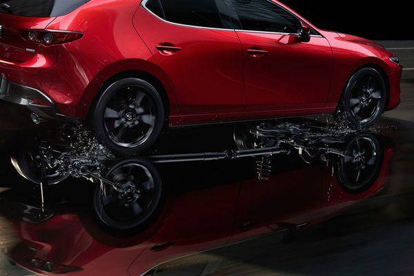 Mazda 3 i-ACTIV AWD