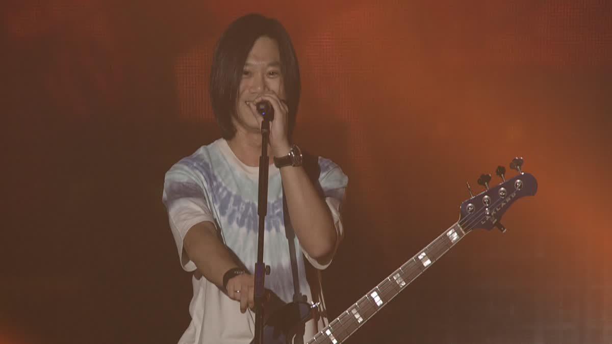 ไฮไลท์คอนเสิร์ตสุดมันส์ ของ Mayday วงร็อคระดับตำนานอันดับ 1 จากไต้หวัน