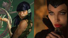 แองเจลินา โจลี จะรับบท เซอร์ซี ในหนัง The Eternals และได้ คุเมล นานเจียนี มาเสริมทัพ