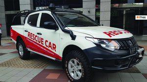 Mitsubishi Motors ให้ความช่วยเหลือผู้ประสบภัยแผ่นดินไหวในสุลาเวสี
