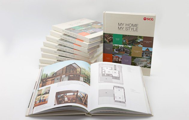 Review หนังสือแบบบ้าน My Home My Style แจกฟรี 15 แบบบ้านน่าอยู่