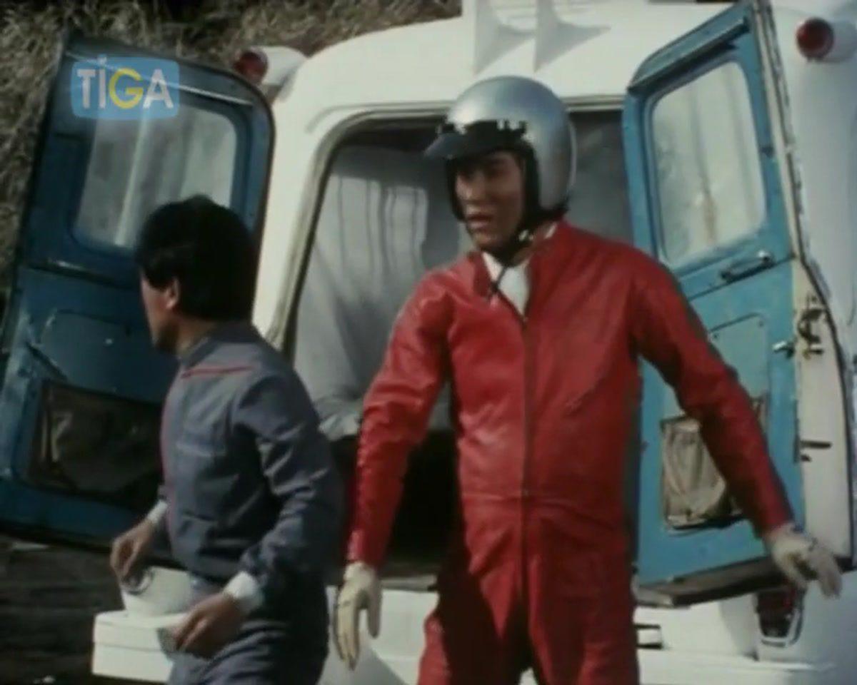Masked Rider V3 ตอนที่ 1-2