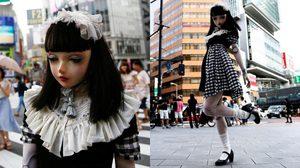 ขยี้ตาแปป! ลูลู่ ฮาชิโมโตะ ตุ๊กตามีชีวิตสัญชาติญี่ปุ่น เขย่าวงการแฟชั่น!!!