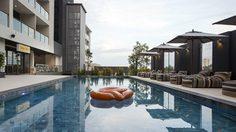 โรงแรมสไตล์มินิมอล Hotel IKON Phuket หาดกะรน จ.ภูเก็ต