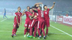 ผลบอล: ทีมชาติไทย งานหนัก! บุกนำก่อนพ่าย อินโดนีเซีย 1-2 ชิง ซูซูกิ คัพ เลกแรก