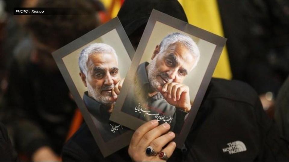 อิหร่านสั่งปลิดชีพสายลับ จากหน่วยข่าวกรองสหรัฐฯ