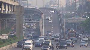 สถานการณ์ฝุ่นละออง PM2.5 วันนี้ดีขึ้น ลดลงจากเมื่อวานเกือบทุกพื้นที่