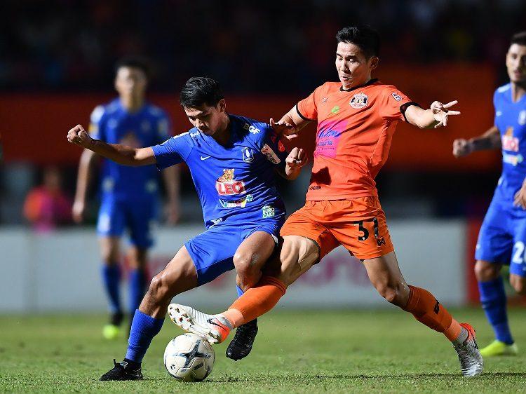กูปรีเจ๊าบีจี 0-0 ! นัดท้าย โปลิศ เทโร-ระยอง-ศรีสะเกษ จะมี1ทีมที่ไม่ได้ไปไทยลีก2020