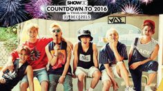 ร่วมสนุกชิงบัตร SHOWDC COUNTDOWN TO 2016 IN THAILAND