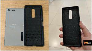 เทียบชัดๆ เคสของ Sony Xperia XZ4 กับ XZ Premium