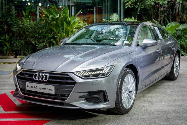 Audi A7 2.0L