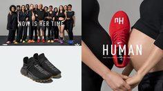 adidas Originals จับมือ Pharrell Williams ปล่อยแคมเปญใหม่ Now is Her Time สนับสนุนพลังของผู้หญิง