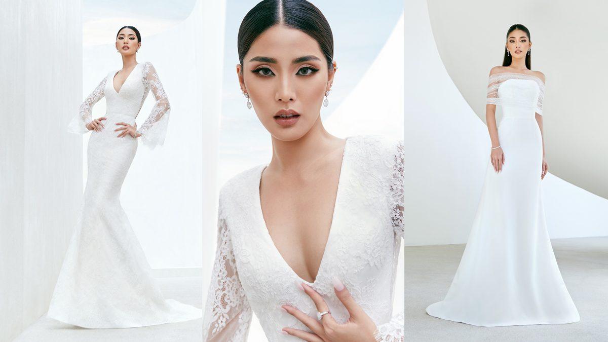 ซอโซ่ The Face Thailand กับเทรนด์แฟชั่นชุดแต่งงาน 2021 เรียบโก้สไตล์ยุคนิวนอมอล