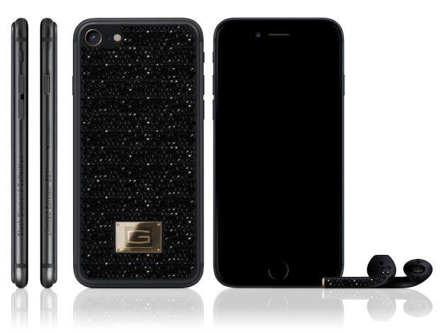 Gresso-iPhone-7-Black-Diamond 2