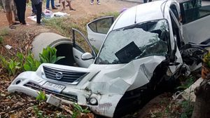 เปิดแชทพริ๊ตตี้สาว เผยต้นเหตุรถเสียหลัก ก่อนชนท่อระบายน้ำเสียชีวิต!