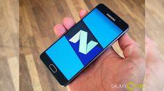 Samsung Galaxy A5 (2016) ได้อัพเดต Security Update ล่าสุด แก้ปัญหาหลายอย่าง
