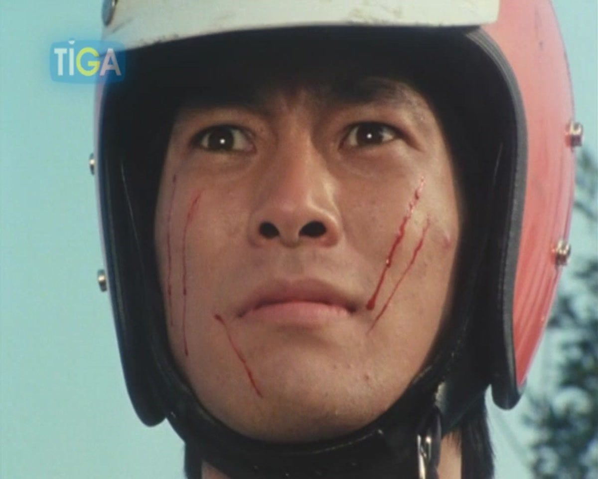 Masked Rider Skyrider ตอนที่ 29-2