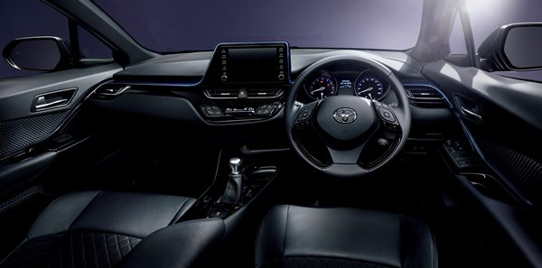 Toyota C-HR Mode-Nero Safety Plus II