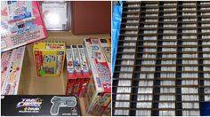 หนุ่มญี่ปุ่น เปิดประมูลแผนเกมส์ PS 1 สามพันแผ่นราคา 3 ล้านเยน!