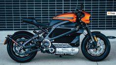 Harley Davidson เตรียมยกมอเตอร์ไซค์ไฟฟ้า LiveWire ไปโชว์ที่ EICMA 2018