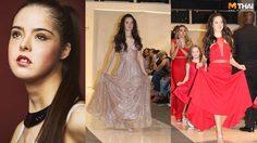 เริ่ด! นางแบบดาวน์ซินโดรม เฉิดฉายบนรันเวย์ New York Fashion Week 2018