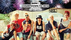 ศิลปินเกาหลี-ไทย เตรียมโชว์ฟรี SHOWDC COUNTDOWN TO 2016