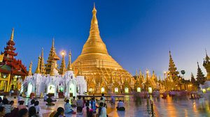 วิกฤตการเมืองไทย กระทบ ท่องเที่ยวพม่า มากขึ้น