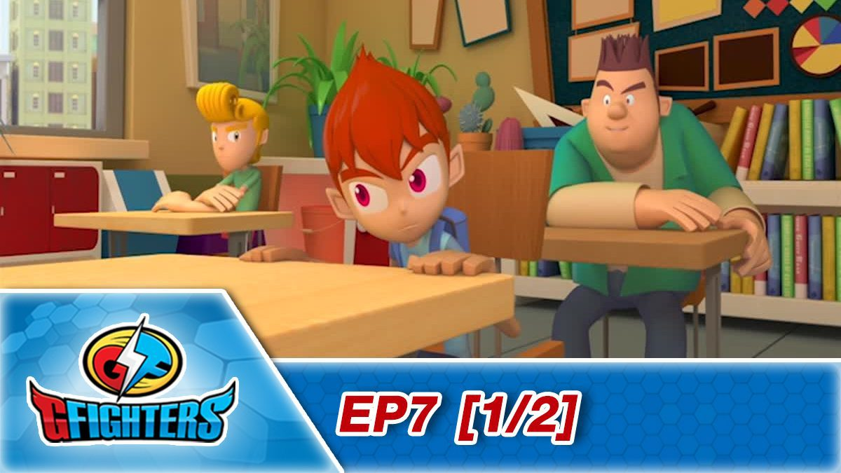 G Fighter EP 07 [1/2]