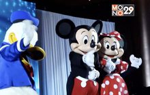 """แถลงข่าว """"Disney On Ice presents Live Your Dream"""""""