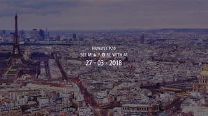 หัวเว่ย เตรียมเปิดตัวสมาร์ทโฟนแฟลกชิป HUAWEI P20  เผยที่สุดแห่งนวัตกรรมและดีไซน์ครั้งแรกของโลก 27 มีนาคมนี้