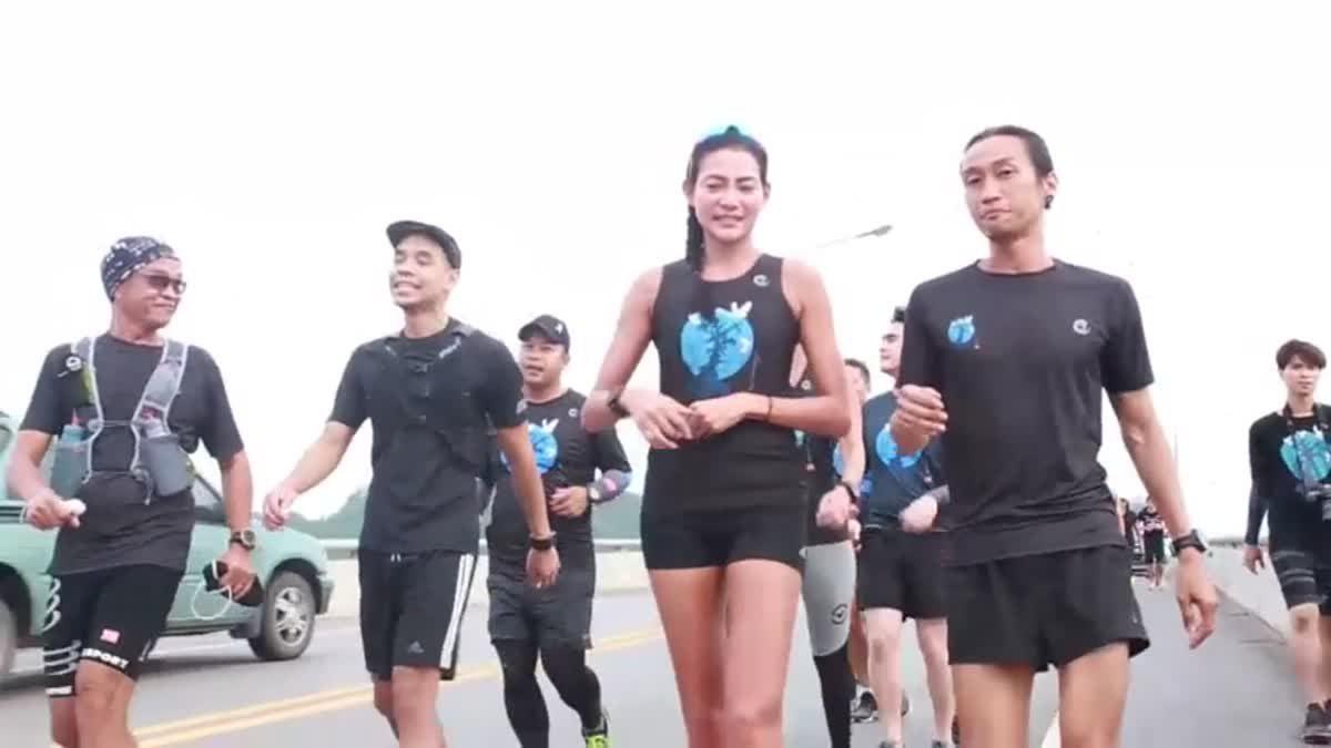 บรรยากาศ #ก้าวคนละก้าว วันที่ 8 - ศิลปินมาวิ่งกับ ตูน บอดี้สแลม เพียบ!