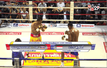 มนัส บุญจำนงค์  (ไทย) VS มาร์โก้ ทูฮูมอรี่ (อินโดนีเซีย)