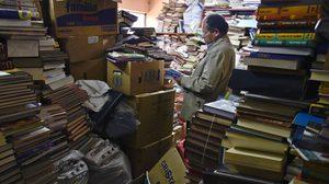คนเก็บขยะสุดเจ๋ง!! สร้างห้องสมุด จากหนังสือที่ถูกทิ้ง