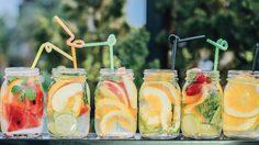 4 สูตรน้ำผสมวิตามิน - เทคนิคดื่มน้ำให้สนุก และมีประโชน์มากขึ้น