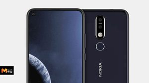 เผยภาพเรนเดอร์ Nokia 8.1 Plus มากับหน้าจอเจาะรูฝังกล้อง