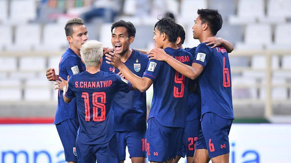 OFFICIAL : ช้างศึกร่วมสาย 'เวียดนาม-มาเลย์-อินโดฯ' คัดบอลโลก 2022