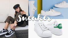 รองเท้า Sneaker 5 แบรนด์ที่เหมาะสำหรับคุณผู้หญิงทั้งหลาย