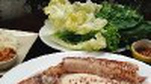 หอมปลาเผา รัชดา18 อาหารไทย อีสาน จุ่มแซ่บ รสเด็ด