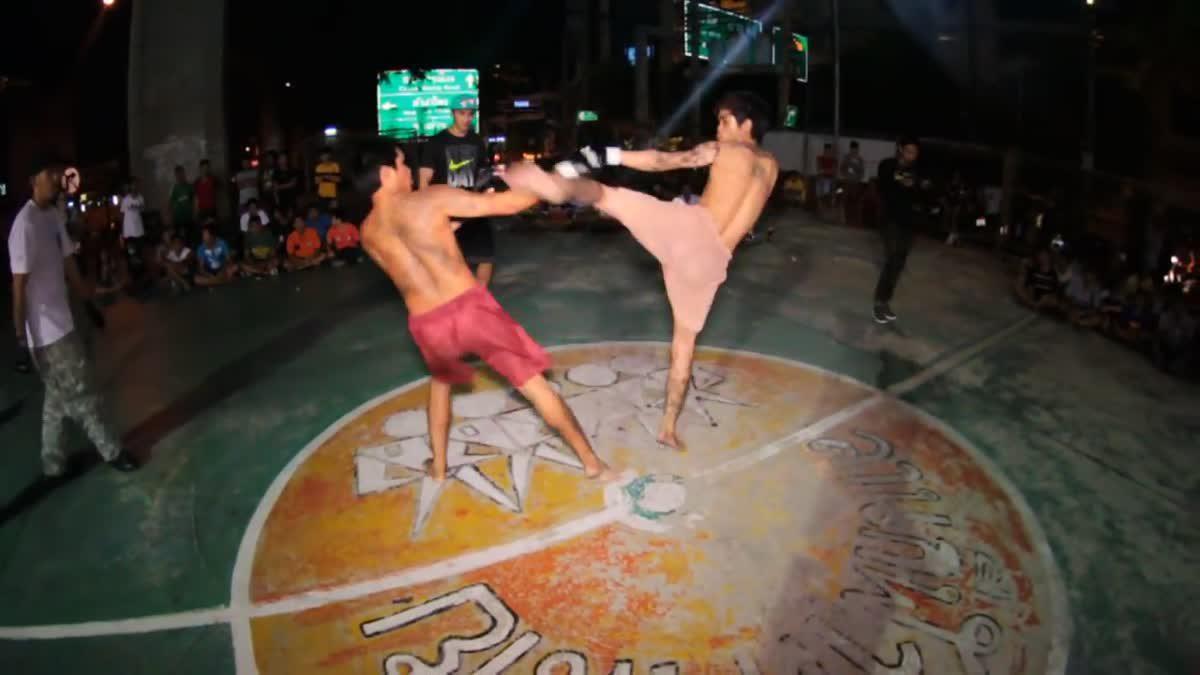 Fight Club Thailand ยุ่ง x โจ้ คู่ที่ 27