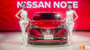 All-New Nissan Note อัดแน่นเทคโนโลยี เปิดราคาเริ่มต้น 5.68 แสน