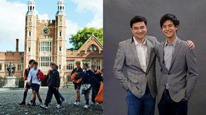คนไทยศิษย์เก่า Eton College