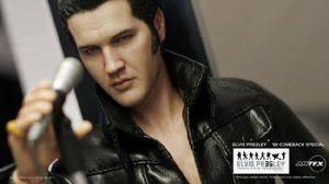 ENTERBAY ปล่อยแอ๊คชั่นฟิกเกอร์ชุดผ้า Elvis Presley