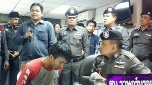 อุกอาจ! จี้ ธ.กสิกรไทยราษฎร์บูรณะ ตำรวจไล่จับจนมุม คุมสอบ