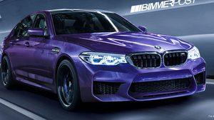 มาแน่! BMW F90 M5 ยืนยันแล้วว่าขุมพลังมากกว่า 600 แรงม้า