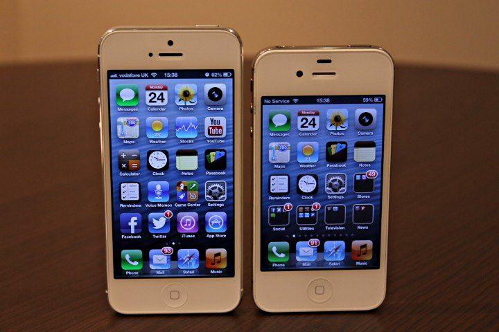 อัพเดท ราคา iPhone 4S , iPhone 4 8GB , iPhone 5  ล่าสุด!!