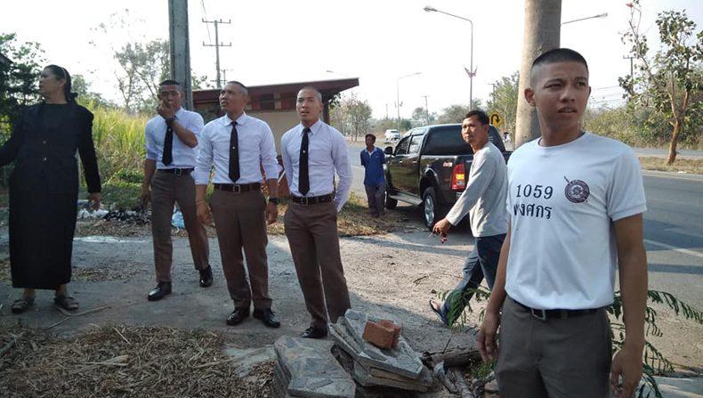 ผบ.ตร. ชื่นชมนักเรียนนายสิบตำรวจ เข้าช่วยระงับเหตุไฟไหม้ ขณะอยู่ในเครื่องแบบ